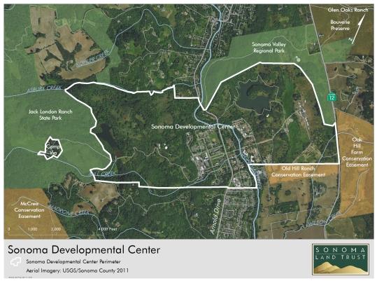 Sonoma Developmental Center