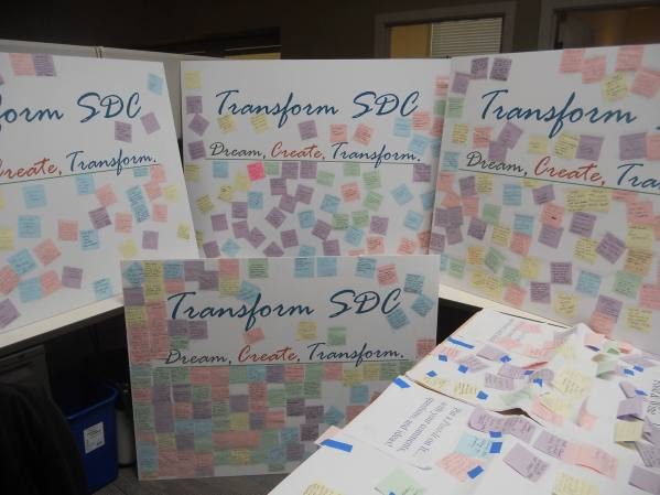 transform sdc boards
