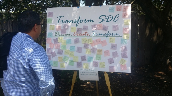 transform sdc picture